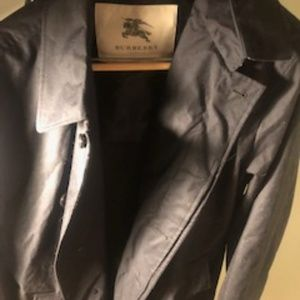Burberry Trench Coat Size 42R
